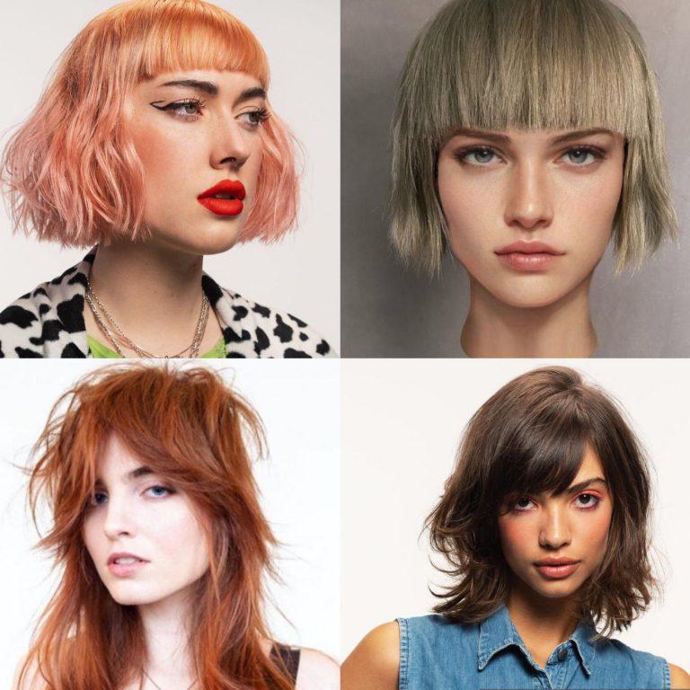 Sự trở lại của tóc mái: Những kiểu tóc mái thịnh hành cho năm 2021